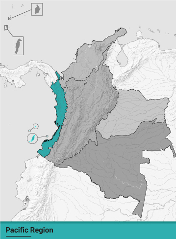 Pacific Region of Colombia